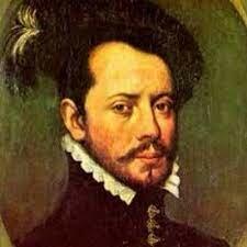 Francisco de Montejo continuo con la empresa de su padre y fundo Campeche y Merida