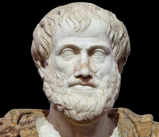 Aristóteles-Edad de bronce