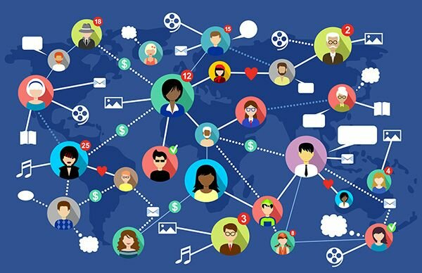 Edad Contemporánea avance tecnológico: Internet