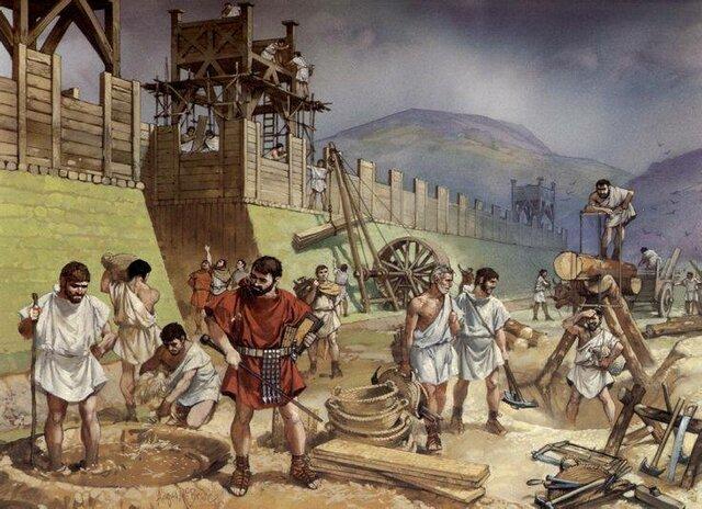 Imperio Romano: Promulgación de la eficiencia en el comercio