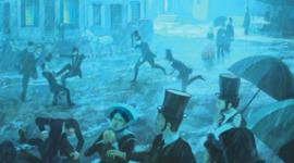 Les revendications et les luttes nationales (1791-1840) timeline
