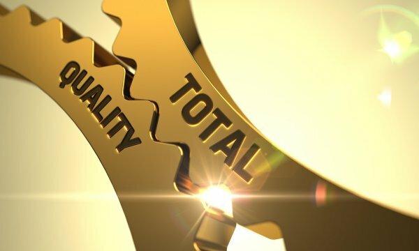 Adopción de la calidad total en la planta empresarial