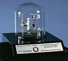 Invenció del transistor