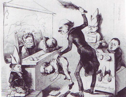 Castigo de los azotes