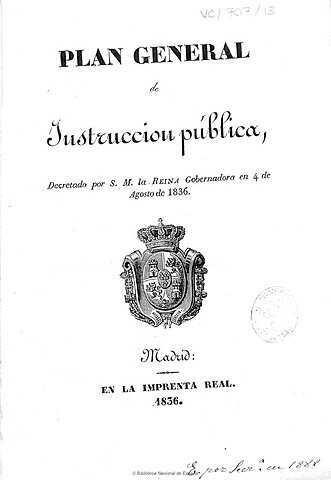 Reglamento General de Instrucción Pública