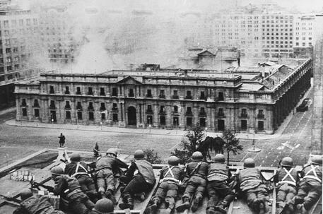 Colpo di Stato in Cile