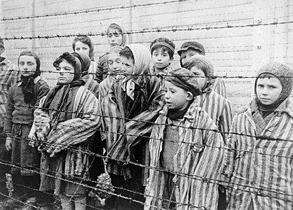 Solució Final --> Holocaust