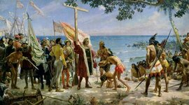 Los primeros habitantes del continente americano  timeline