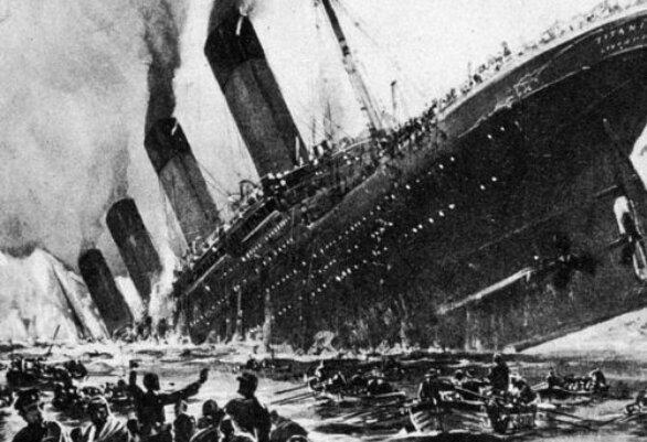 Hundimiento del RMS Titanic