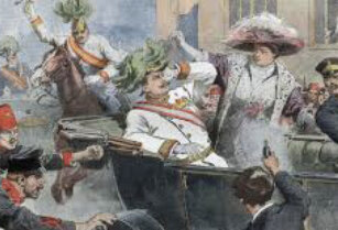 Asesinato del Francisco Fernando de Austria