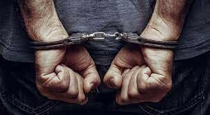 Danny's arrest.