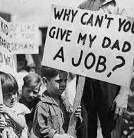 La Gran Depresión económica de Estados Unidos