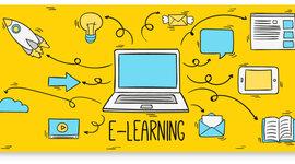 Evolución histórica de la Educación a Distancia y el E-learning timeline