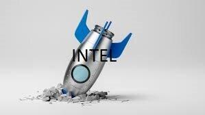 O desastre Intel