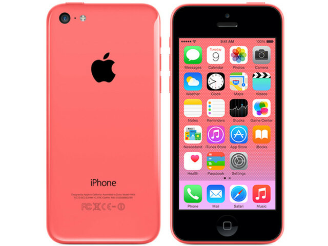 First iPhone; iPhone 5C