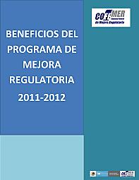 PROGRAMA DE MEJORA REGULATORIA