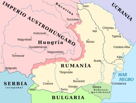 Italia y Rumania le declaran la guerra a Rusia