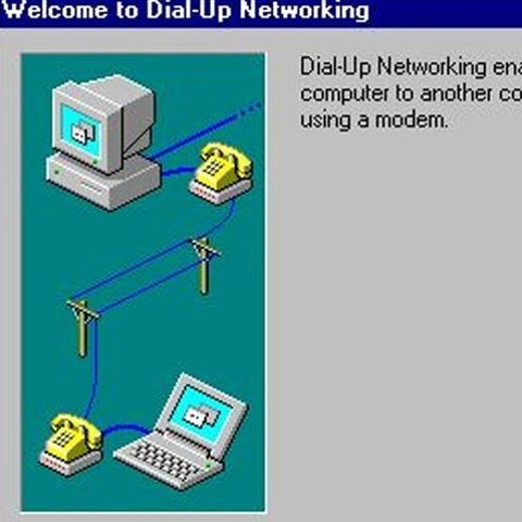 Dial Up Internet
