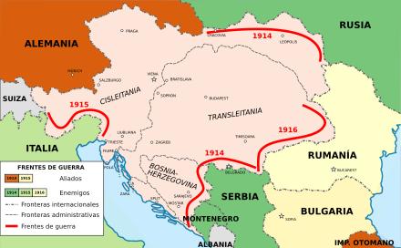 Hungría y Eslovaquia le declaran la guerra a Rusia