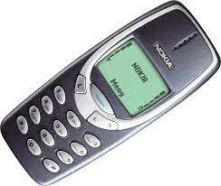 First cell phone