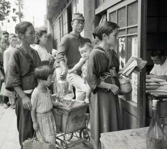 Posguerra Occidente y Japón