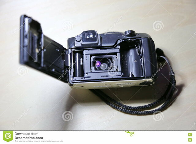 1st camera owned
