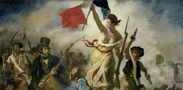 Comienza la revolución francesa