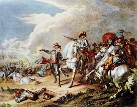 Comienza la revolución Inglesa