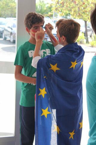 Dia de las lenguas Europeas