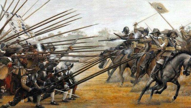 Termina la revolución Inglesa