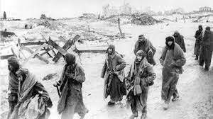 Batalla de Stalingrad.