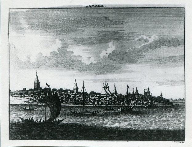 Самара получила статус города