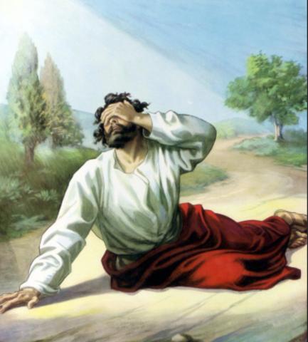 Saul's Conversion