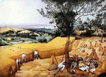 Los pueblos agricultores