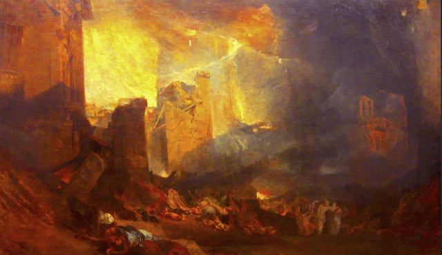 Rome Burned