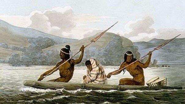 Los pueblos cazadores - recolectores
