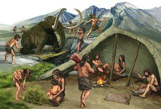 Las primeras sociedades americanas