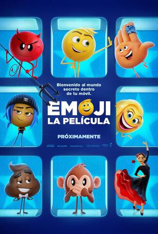 La película de emojis.