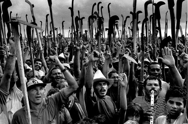 Movimiento Obrero de Brasil