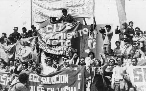 Movimiento Obrero Peruano