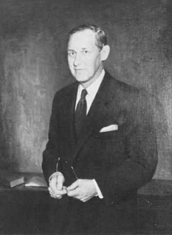 Harry Hopkins. (1890-1946).