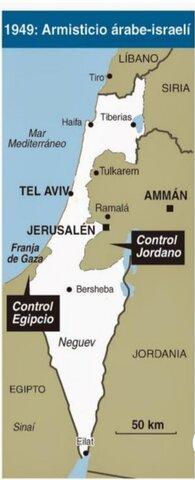 Armisticio Arabe- Israel