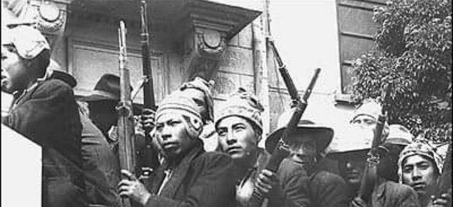 Movimiento Revolucionario Boliviano