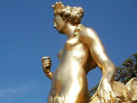 Estatuas Hidráulicas de los griegos