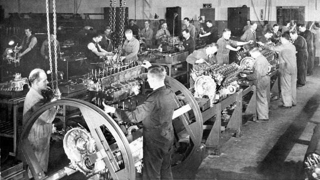 Segunda Revolução Industrial (1850 a 1870).