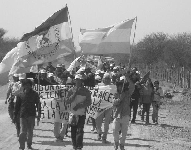 Movimiento Campesino de Santiago del Estereo  (MOCASE)