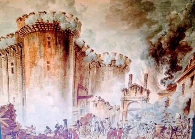La Revolución Francesa - Agostina Griffo