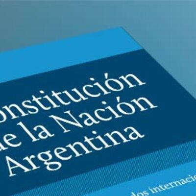 Constitución Nacional y democracia timeline