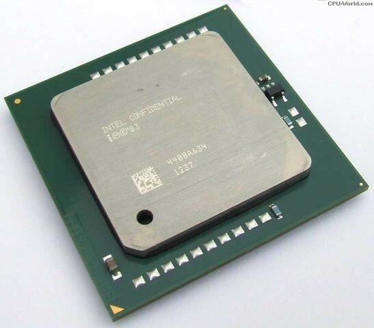 Processador de 64 bits e Nocona
