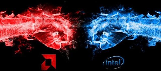 A AMD abre um processo contra a Intel, alegando que ela envolveu em concorrência desleal